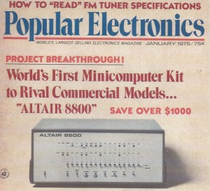 Popular electronics Januar 1975